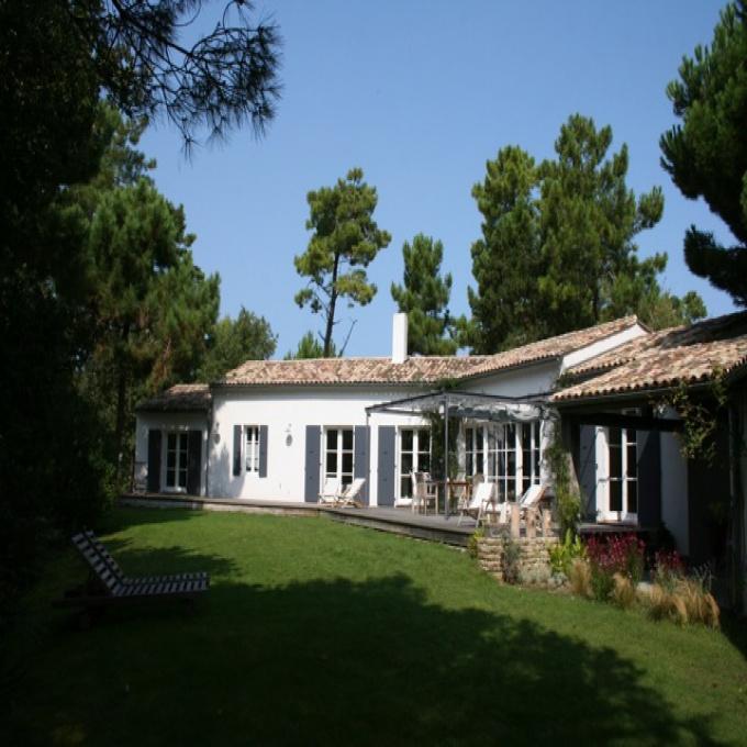 Location de vacances Maison Portes-en-Ré (17880)