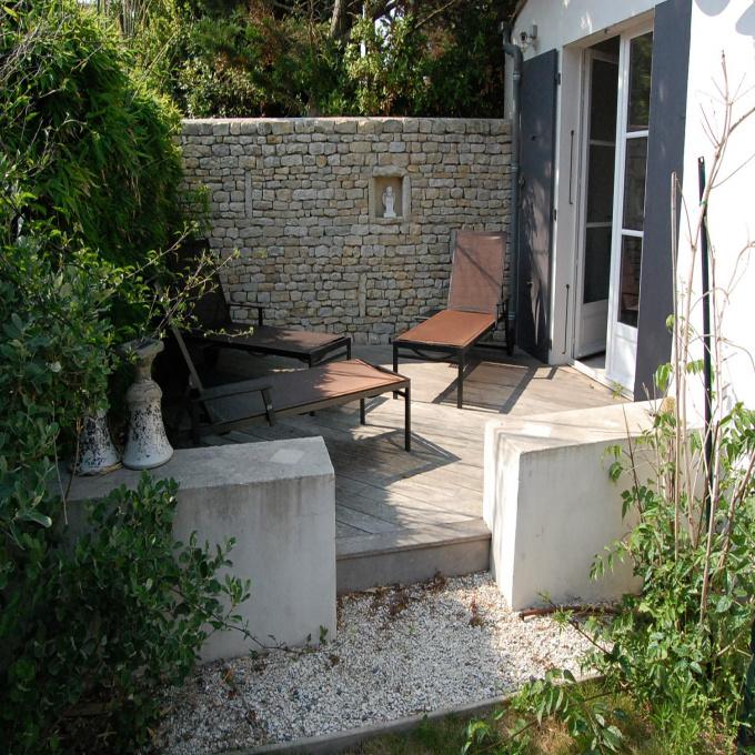 Location de vacances Maison de village Saint-Clément-des-Baleines (17590)