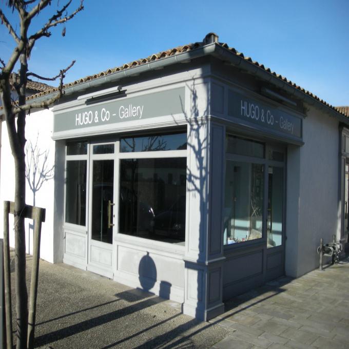 Vente Immobilier Professionnel Local commercial Saint-Clément-des-Baleines (17590)